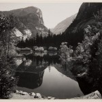Ansel Adams: Mirror Lake, Yosemite National Park, California 1935