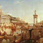 Thomas Cole: The Consummation The Course of the Empire 1836