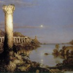Thomas Cole: The Course of Empire Desolation 1836