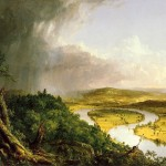 Thomas Cole: The Oxbow (The Connecticut River near Northampton) 1836