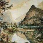 Constance Frederica Gordon-Cumming: Indian Life at Mirror Lake 1878